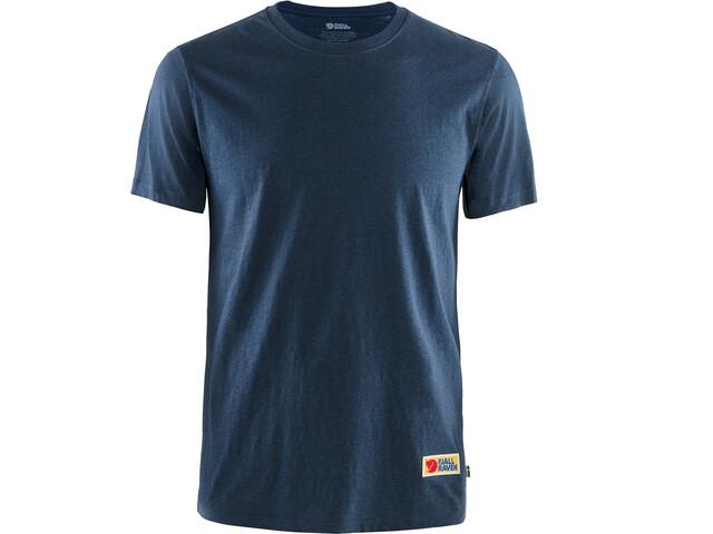 Fjällräven Vardag T-Shirt Homme, navy